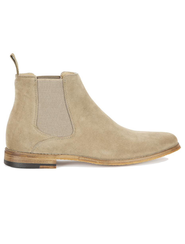 Chelsea Boots Sand Queu Queu