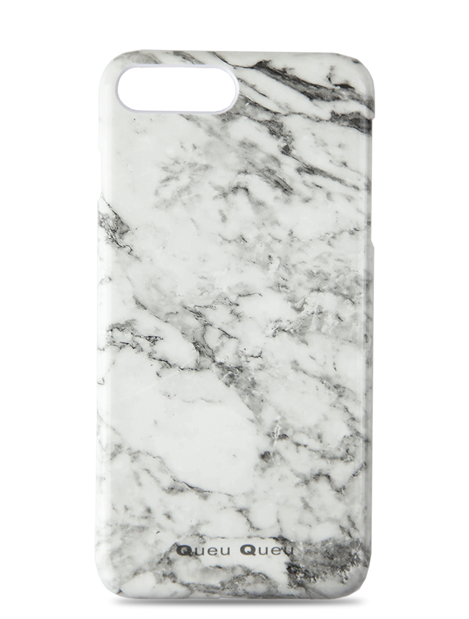 various colors 5a3fe 92b74 WHITE MARBLE CASE - IPHONE 8 PLUS